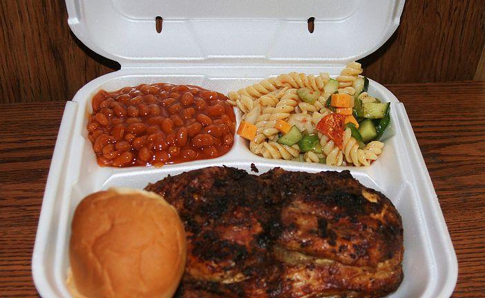 Wendel's Chicken Barbecues - Dinner
